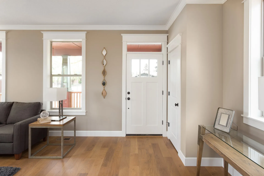 Choosing The Right Entryway Color To Complement Your Home Elite Painting Kc